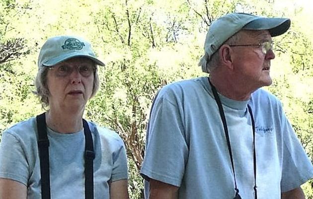 Pat and John Kugler