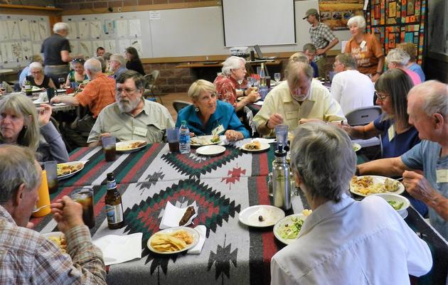 Potluck & Presentations - Living Gently on the Land